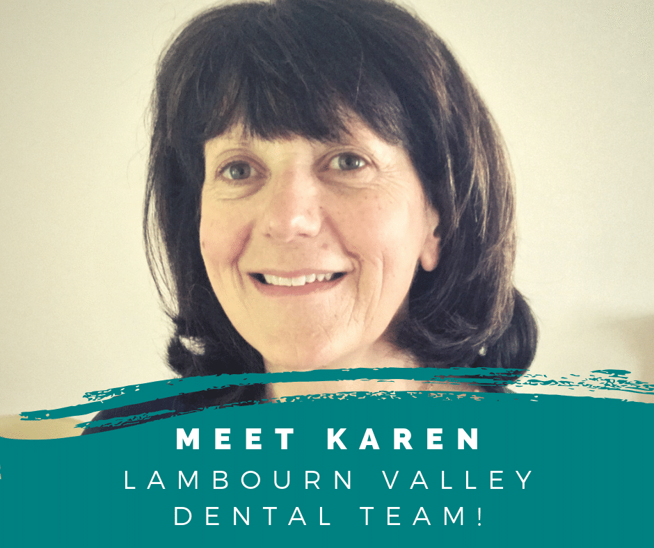 Karen is our Dental Hygienist (GDC registration 1564)