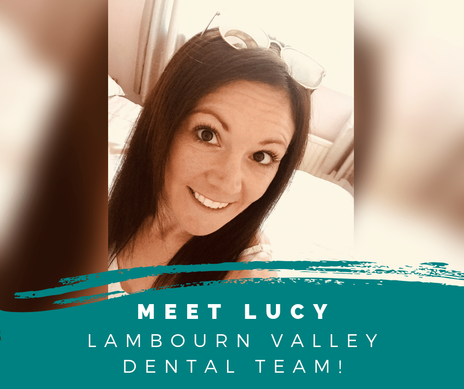 Lucy is our Dental nurse and Oral Health/Smile Advisor (GDC registration 179898)
